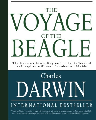 9781453730416: The Voyage of the Beagle: Charles Darwin's Journal of Researches