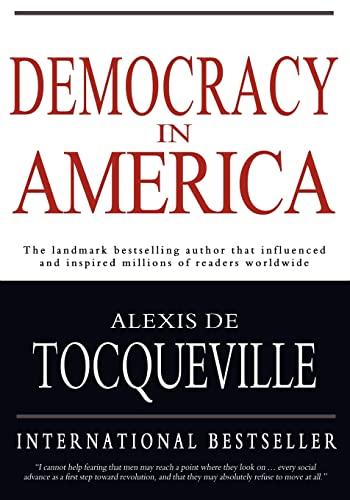 essay democracy in america
