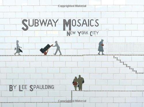 9781453730881: Subway Mosaics: New York City
