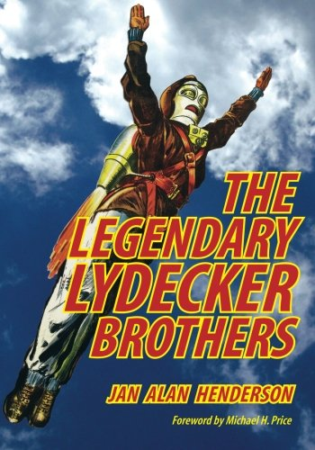 9781453735374: The Legendary Lydecker Brothers