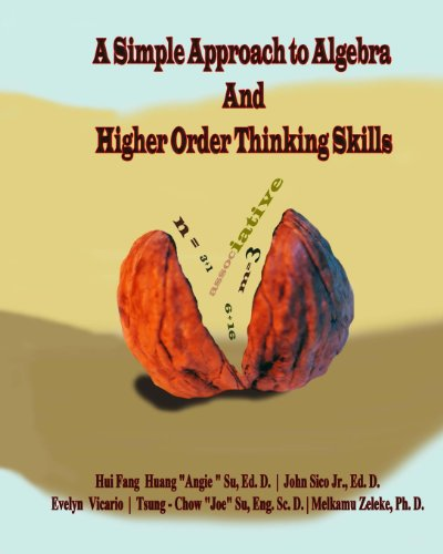 9781453735411: A Simple Approach to Algebra and Higher Order Thinking Skills