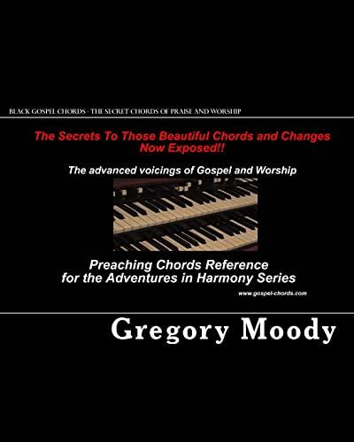 9781453735527: Black Gospel Chords - The secret chords of praise and worship