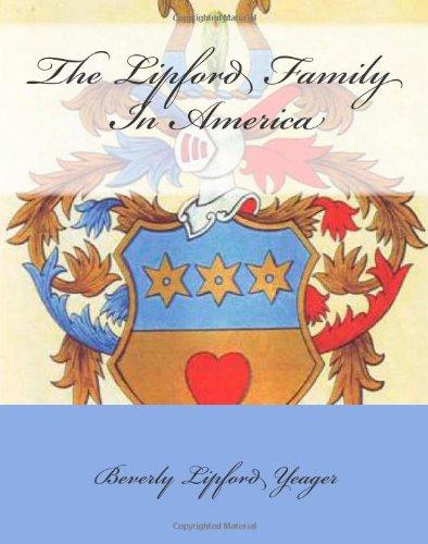 9781453735923: The Lipford Family In America