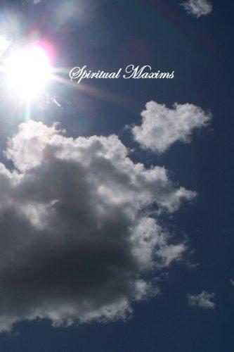 9781453738498: Spiritual Maxims