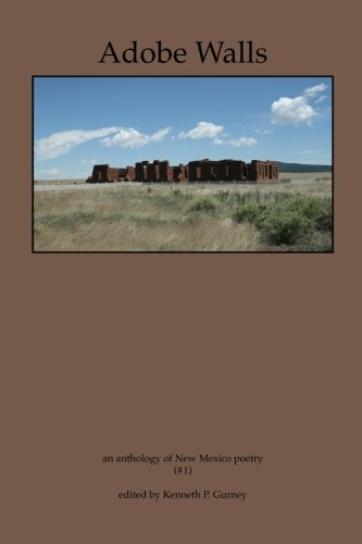 9781453742877: Adobe Walls: an anthology of New Mexico poetry