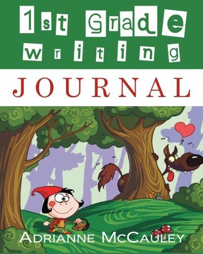 1st Grade Writing Journal: McCauley, Adrianne