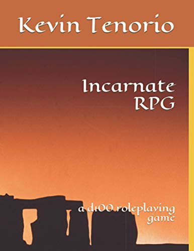 9781453744826: Incarnate RPG: a d100 roleplaying game
