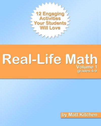 9781453745540: Real-Life Math