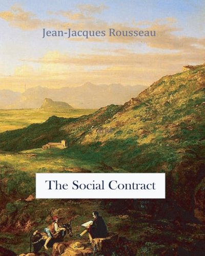 9781453754207: The Social Contract