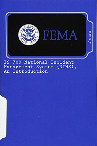 9781453763414: IS-700 National Incident Management System (NIMS), An Introduction