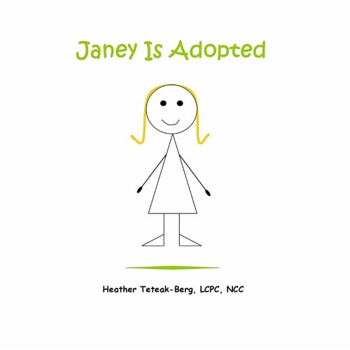 9781453774854: Janey Is Adopted