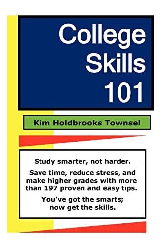 9781453780763: College Skills 101