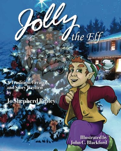9781453785980: Jolly the Elf