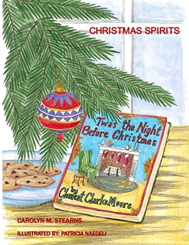 9781453803004: Christmas Spirits: Snowbound New York City reveals spirits of Twas the Night Before Christmas