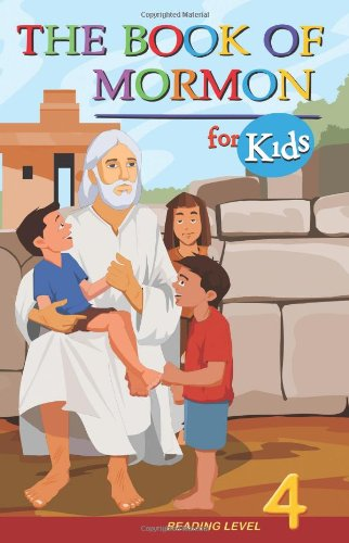 9781453803226: The Book of Mormon for Kids: Reading Level 4