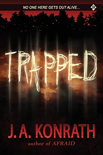 9781453806029: Trapped: A Novel of Terror