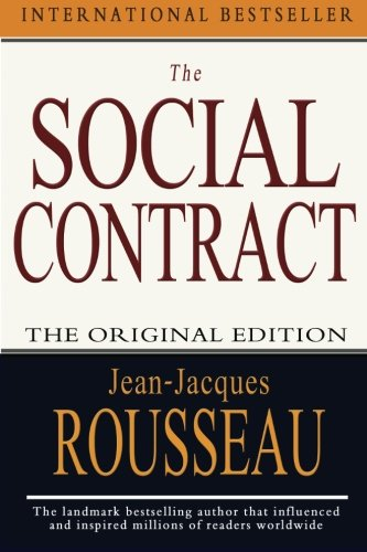 9781453806890: The Social Contract