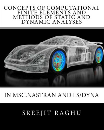 Concepts of Computational Finite Elements and Methods of Static and Dynamic Analyses in MSC.NASTRAN...