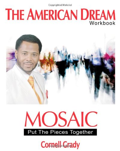 9781453819104: The American Dream Workbook: Mosaic putting the peices together