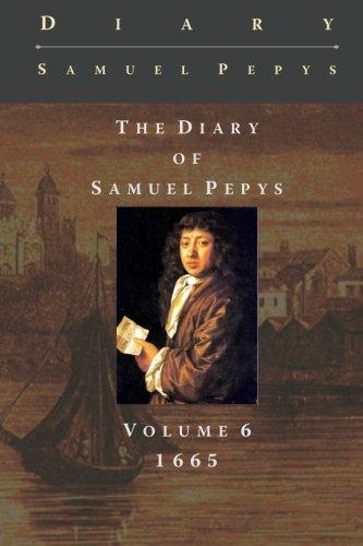9781453822807: The Diary of Samuel Pepys: 1665