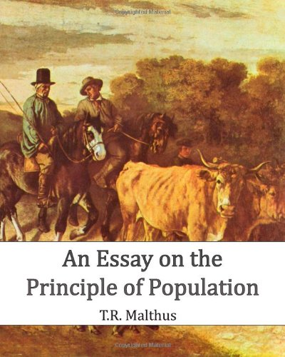 9781453826690: An Essay on the Principle of Population