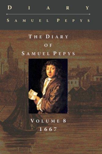 9781453833971: The Diary of Samuel Pepys: 1667