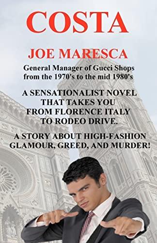 COSTA: Joe Maresca