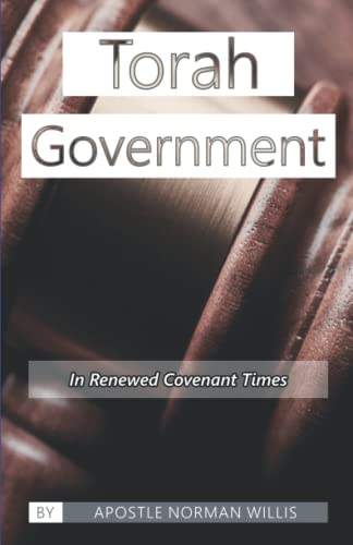Torah Government: Norman B. Willis