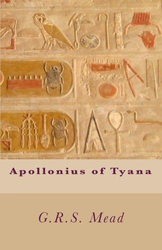 9781453842591: Apollonius of Tyana