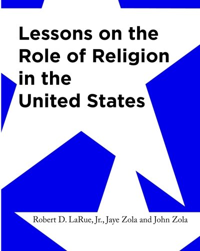 9781453844304: Lessons on the Role of Religion in the United States: Secondary Social Studies Activities