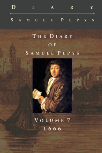 9781453847169: The Diary of Samuel Pepys: 1666