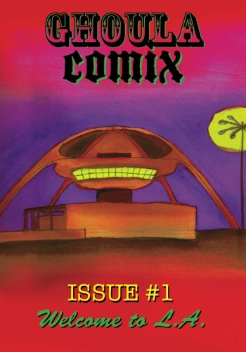 GHOULA Comix: Welcome to L.A.: Richard Carradine, Michael