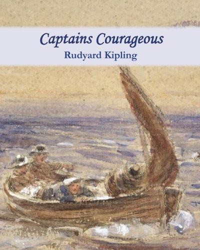 9781453857519: Captains Courageous (Maestro Reprints)