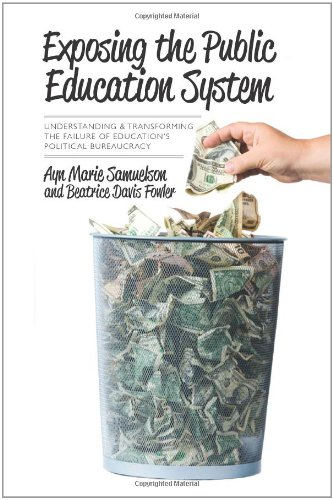 9781453860335: Exposing the Public Education System: Understanding & Transforming the Failure of Education's Political Bureaucracy