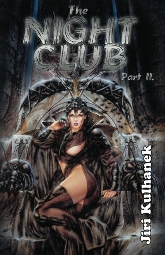 The Night Club Part II: Jiri Kulhanek, Helena L. Mares (Translator)