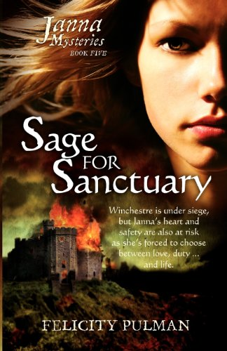 9781453868768: Janna Mysteries, Book 5: Sage for Sanctuary (The Janna Mysteries)