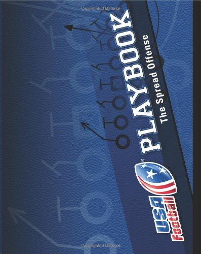 9781453872895: USA Football Playbook: The Spread Offense
