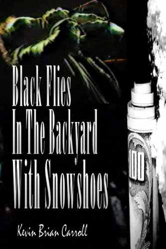 9781453873991: Black Flies In The Backyard With Snowshoes