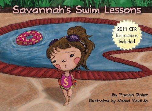 9781453888902: Savannah's Swim Lessons