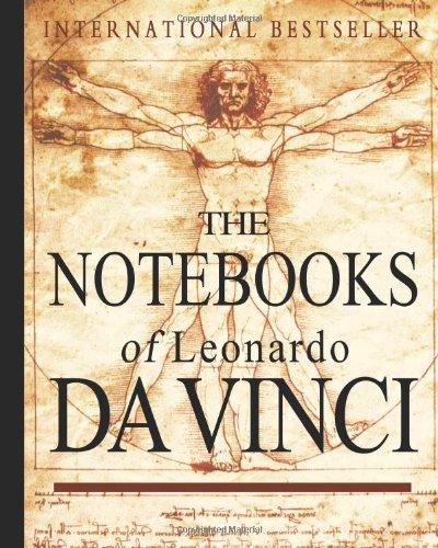 9781453894446: The Notebooks of Leonardo Da Vinci