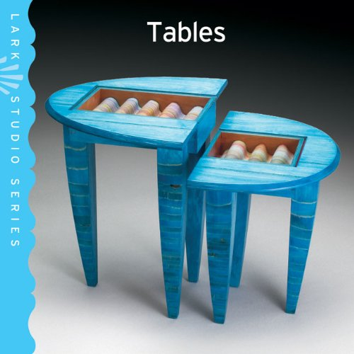 9781454700852: Lark Studio Series: Tables