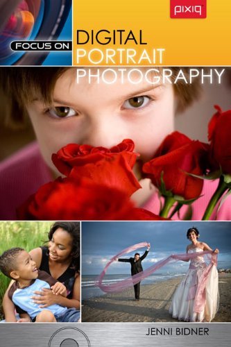 9781454701194: Focus On Digital Portrait Photography