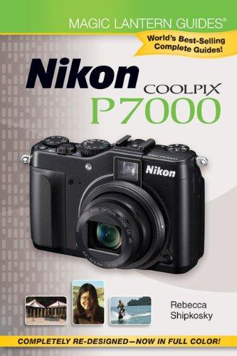 9781454701354: Nikon Coolpix P7000 (Magic Lantern Guides)
