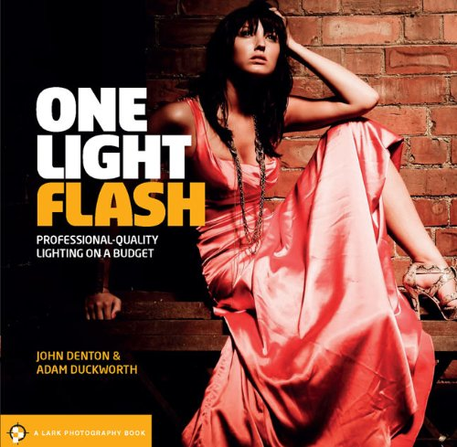9781454703471: One Light Flash: Professional-Quality Lighting on a Budget (Lark Photography Book (Paperback))
