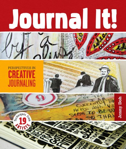 9781454703556: Journal It!: Perspectives in Creative Journaling