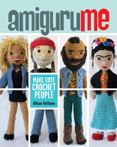 9781454703976: AmiguruME: Make Cute Crochet People