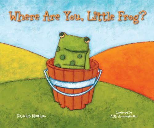 9781454707981: Where Are You, Little Frog?