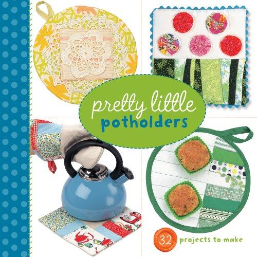 9781454708544: Pretty Little Potholders (Pretty Little Series)