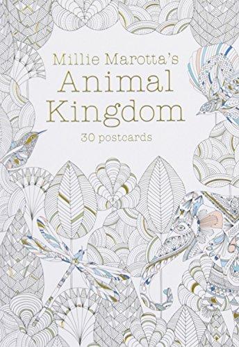 Millie Marottas Animal Kingdom (Postcard Book): 30