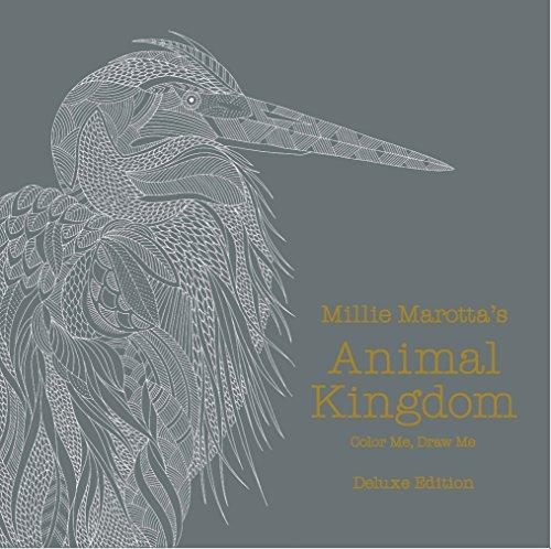 Millie Marotta's Animal Kingdom: Deluxe Edition: Marotta, Millie